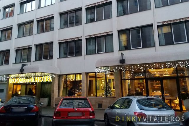 Hotel Roombach Budapest Center 3* (Budapest, Hungría)
