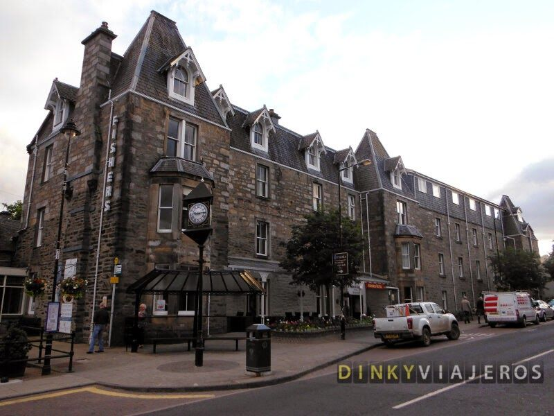 Fisher's Hotel 3* (Pitlochry, Escocia)