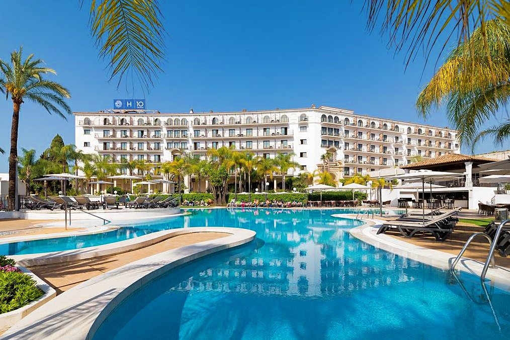 H10 Andalucía Plaza - Adults Only 4* (Marbella)
